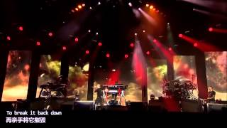 Linkin Park - Darker Than Blood + Burn It Down (Live in Beijing 2015)