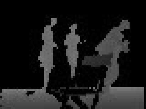Kudryashov's BD. Kinect depth cam