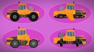 Kids Transformer | Sports Car Transformer | Underwater Car