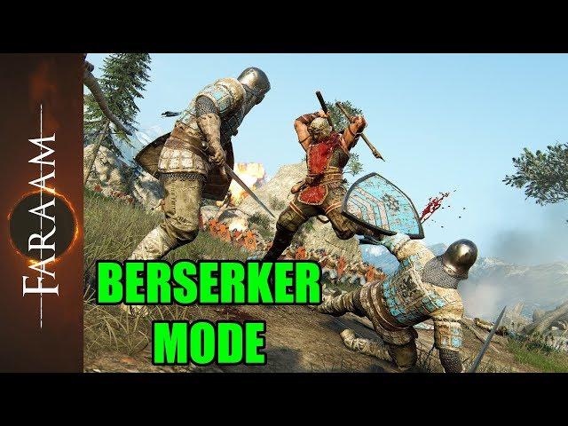 [For Honor] Berserker Mode