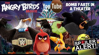 Angry Birds Movie YTP: Bomb Farts in a Theater (900 SUB SPECIAL!!!)