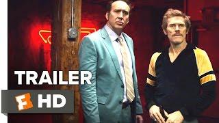 Dog Eat Dog Official Trailer 1 (2016) - Nicholas Cage Movie