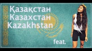 KAZAKH PEOPLE (CHINESE-LOOKING MUSLIMS SPEAKING RUSSIAN?!)