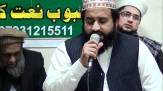 Jo Un k Zikar Ki Mehfil - Khalid Hasnain Khalid - Mehfil-e-Wajdan Hounslow UK 10-02-2012