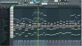 Tum Hi Ho - Arijit Singh (FL Studio Piano Roll Cover)