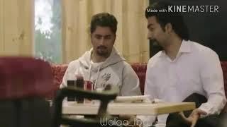 مشهد. من مسلسل خمس بنات محمد الحسيني واحمد الشليان