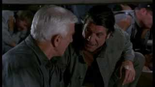 Naked Gun 33⅓: The Final Insult: We are men!