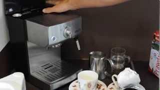 Krups XP5240 - ciśnieniowy ekspres do kawy w praktyce