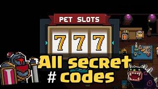 Soul Knight Secret codes