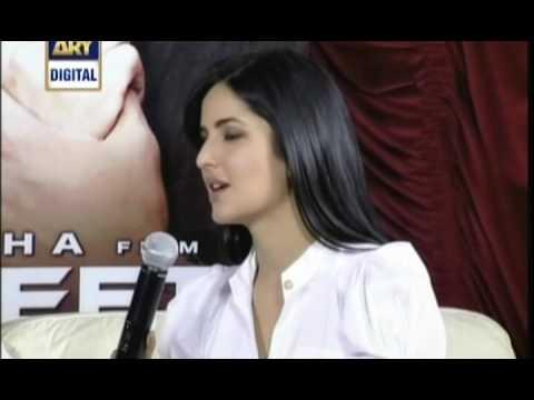 Katrina and Ranbir on GMP Part 1 of 02