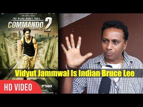 Xxx Mp4 Vidyut Jammwal Is Indian Bruce Lee Commando 2 The Black Money Trail Public Review 3gp Sex