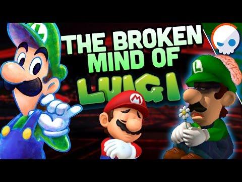 The Psychology of Luigi Childhood Trauma Gnoggin