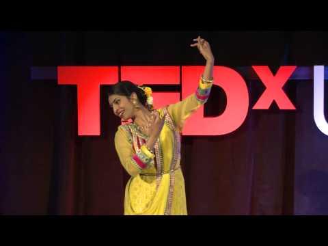 Soulful Semi-classical Indian Dance | Thakshikah Sritharan | TEDxUTSC
