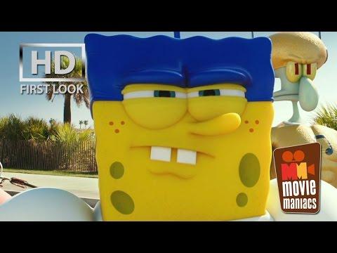 SpongeBob SquarePants 2 FIRST LOOK clip 2015