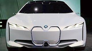 BMW i5 Concept (2021) Futur Tesla Model S challenger