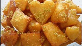 شیرینی گوش فیل Gosh-e Fil | Gooshe Fil