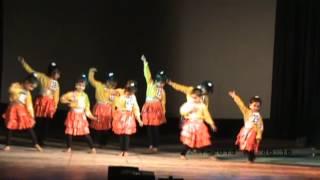 Dil Hai Chotasa (Jhumur Dance Academy)