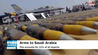Saudi Arabia: The world's largest arms importer from 2014-2018