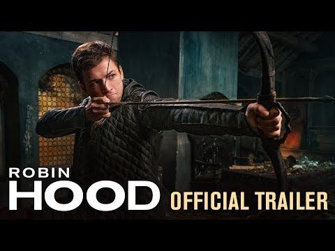 Xxx Mp4 Robin Hood 2018 Movie Official Trailer – Taron Egerton Jamie Foxx Jamie Dornan 3gp Sex