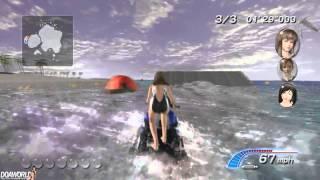 REQ - DOAX2 - Hitomi Jet Ski
