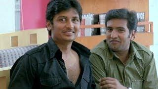 Santhanam makes fun of Jiiva - Siva Manasula Sakthi