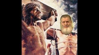 Yusuf Estes the Robber on Cross with Jesus ( Luke 23:39-43)