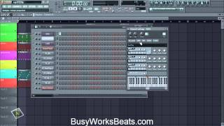 Trap Beats in FL Studio 11 (Beginners Guide)