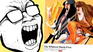 Is Prog the Whitest Genre?