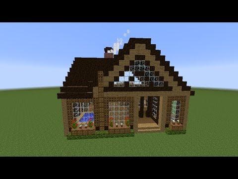 Как сделать маленький дом видео