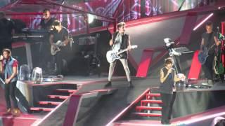 One Direction - Midnight Memories - Where We Are Tour - San Siro Stadium 29th June 2014