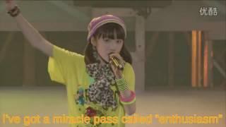 Morning Musume 10th Gen- Koi no Telephone GOAL (English Subbed)