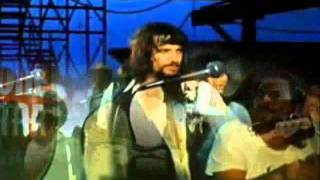 Waylon Jennings - You Picked a Fine time to Leave me (Lucille)*LIVE*