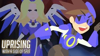 Overwatch Uprising with a side of salt