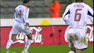 WC 2006 Belgium vs. Spain 0-2 (08.10.2005)