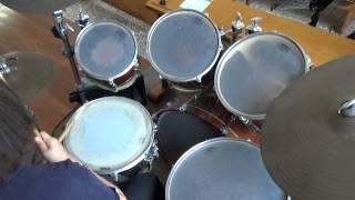 《向日葵學園》The Click Five-Jenny (Drum cover by 彥律)