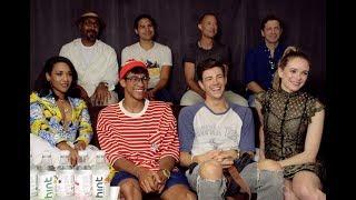 The Flash Interview | Comic-Con 2017 | TVLine