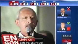 CHP İKTİDAR OLDU !!!