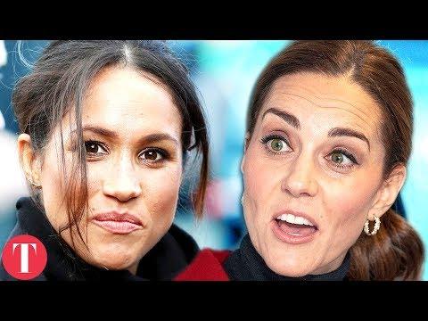 Meghan Markle Vs. Kate Middleton How Meghan Challenges Kate s Perfect Royal Status