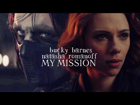 Xxx Mp4 Bucky Barnes Amp Natasha Romanoff My Mission 3gp Sex