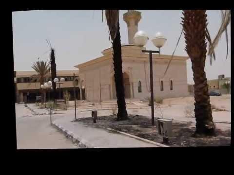 تصوير مستشفى عرقة من الخارج الاذان الموحش