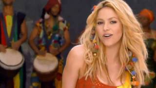 Shakira-Waka Waka -(Official Music Video) -HQ