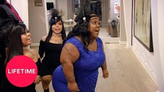 Little Women: Atlanta - Minnie and Tanya Ruin Casino Night (Season 3, Episode 11) | Lifetime