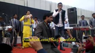 Raj Brar & Gurdas Maan Live On Stage (Part-2) upcoming song