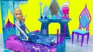 Barbie ve Süslü Kraliçe Elsa ile Alışverişe Gidiyor | Oyuncak Bebek | EvcilikTV