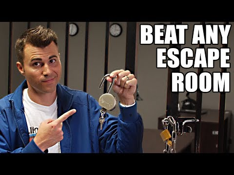 BEAT ANY ESCAPE ROOM 10 proven tricks and tips