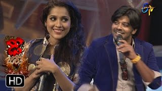 Reshmi & Sudheer Intro   Dhee Jodi   9th November 2016   ETV Telugu