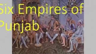 Six Empires Of Punjab