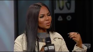 "Ashanti Drops By To Talk About Her New Single, ""Say Less"""