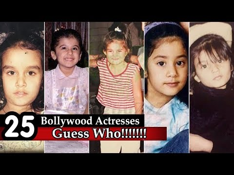 Xxx Mp4 Guess The Bollywood Actress 25 Bollywood Actresses Can You Guess Them From Child Pictures 3gp Sex