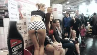 Essen Motor Show - Girls!!!
